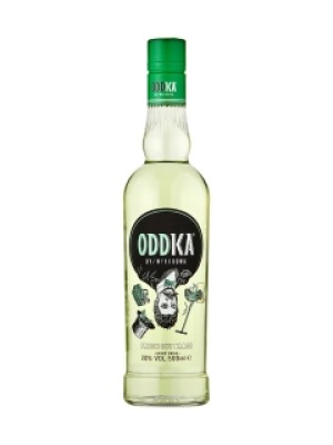 Oddka Fresh Cut Grass Vodka