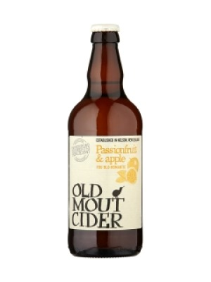 Old Mout Cider Passionfruit and Apple