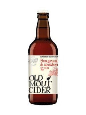 Old Mout Cider Pomegranate and Strawberry