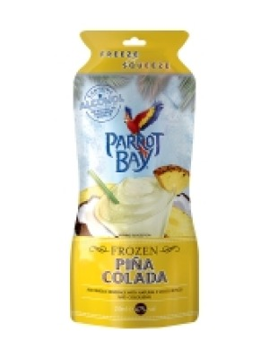 Parrot Bay Freeze & Squeeze Frozen Pina Colada