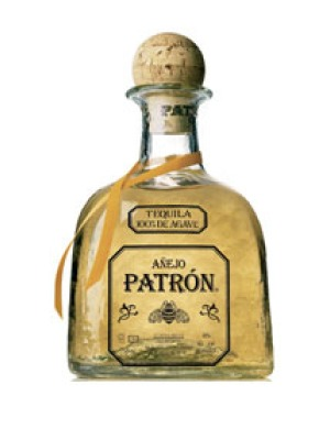 Patron Anejo Mexican Blended Tequila