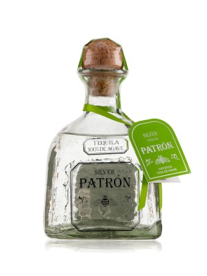Patron Silver Mexican Blanco Tequila
