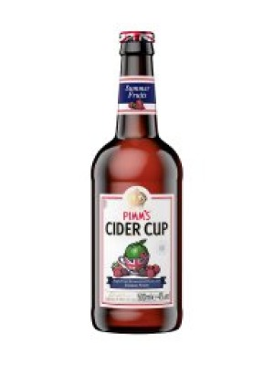 Pimm's Cider Cup Summer Fruits