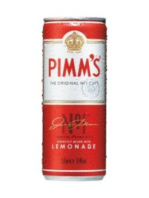 Pimm's No. 1 & Lemonade