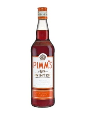Pimm's No. 3 Winter Cup
