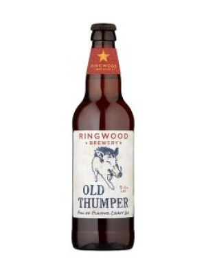 Ringwood Brewery Old Thumper Ale