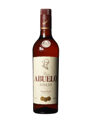 Ron Abuelo 5 Year Old Reserva Especial Anejo Rum