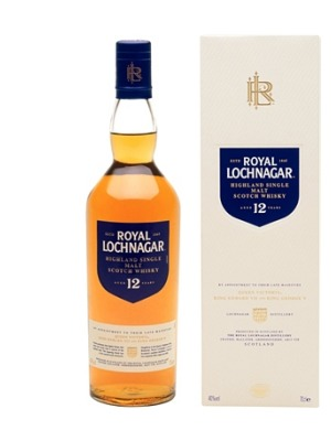 Royal Lochnagar 12 Year Whisky