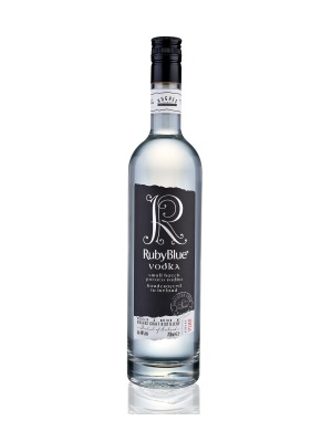 RubyBlue Small Batch Irish Vodka