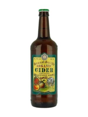 Samuel Smiths Organic Apple Cider