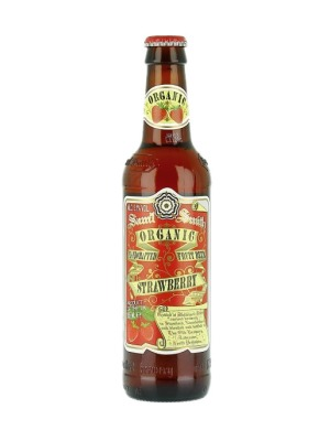 Samuel Smiths Organic Strawberry Fruit Beer