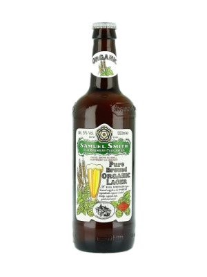 Samuel Smiths Pure Brewed Organic Lager