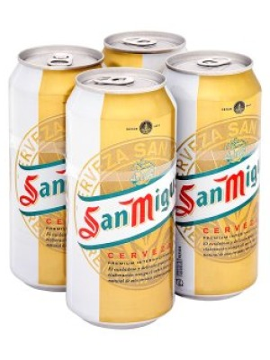 San Miguel Lager