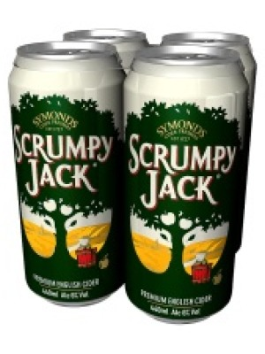 Scrumpy Jack Premium English Cider