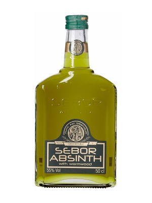 Sebor Authentic Absinthe with Wormwood
