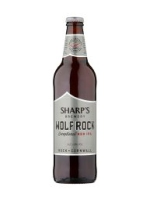 Sharps Wolf Rock Red IPA