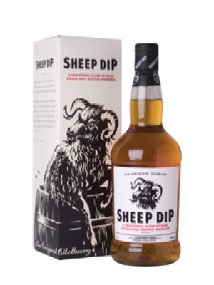 Sheep Dip 8 Year Old Vatted Malt Whisky