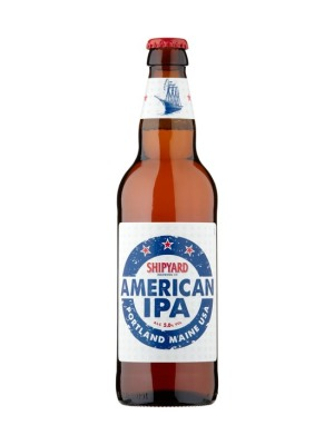 Shipyard Brewing Co American IPA