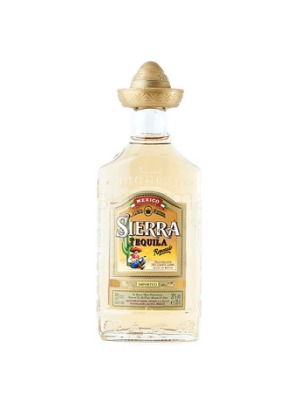 Sierra Reposado Rested Tequila