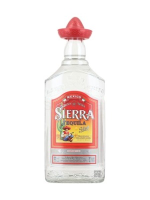 Sierra Silver Mexican Blanco Tequila