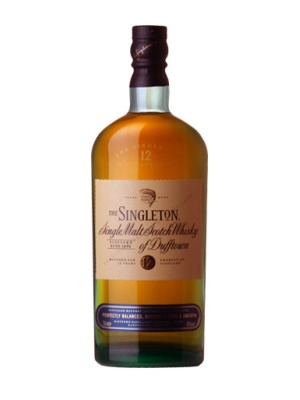 Singleton of Dufftown 12 Year Old Malt Scotch Whisky