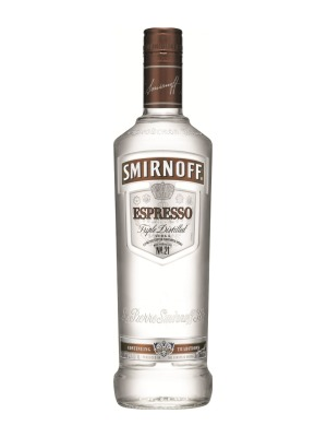 Smirnoff Espresso Russian Flavoured Grain Vodka