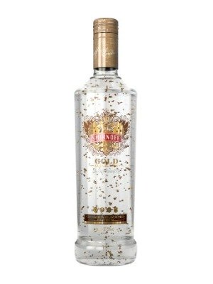 Smirnoff Gold Cinnamon Vodka Liqueur