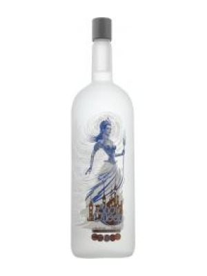 Snow Queen Kazakhstani Organic Plain Wheat Vodka