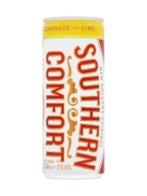 Southern Comfort Lemonade & Lime