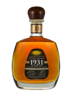St Lucia Distillers 1931 4th Edition Rum