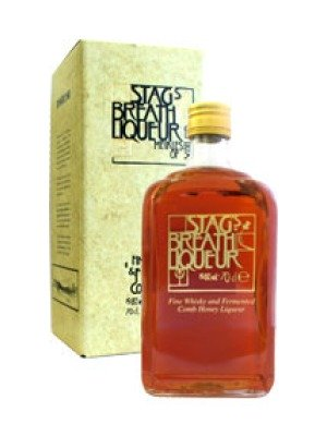 Stags Breath Whisky Liqueur