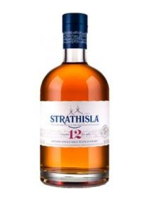 Strathisla 12 yo Speyside Single Malt Year Old Scotch Whisky