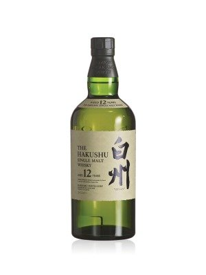 Suntory Hakushu 12 Year Old Japanese Single Malt Whisky
