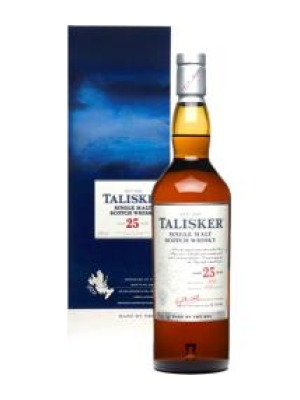 Talisker 25 yo Island Single Malt Scotch Whisky