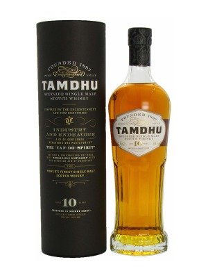 Tamdhu 10 Year Old Single Malt Whisky Speyside