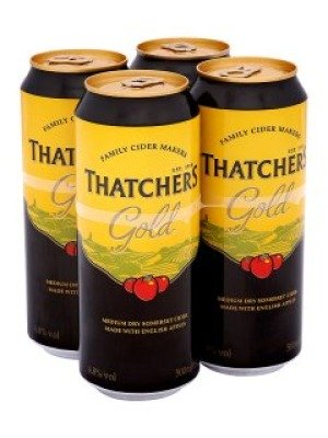 Thatchers Gold Somerset Cider