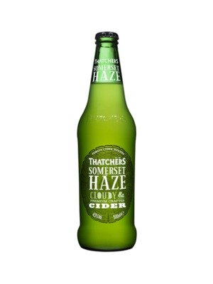 Thatchers Somerset Haze Cider