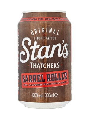 Thatchers Stans Barrel Roller