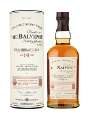 The Balvenie 14 Year Old Caribbean Cask Malt Scotch Whisky