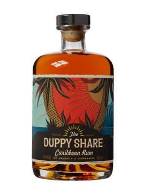 The Duppy Share Carribean Rum