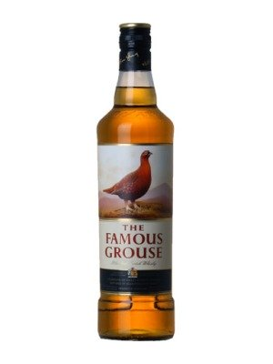 The Famous Grouse Highland Blended Scotch Whisky