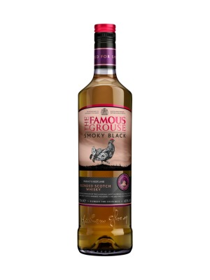 The Famous Grouse Smoky Black Whisky