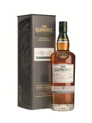 The Glenlivet Gallow Hill Single Cask Edition