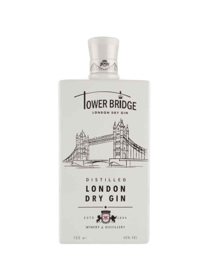 Tower Bridge London Dry White Gin