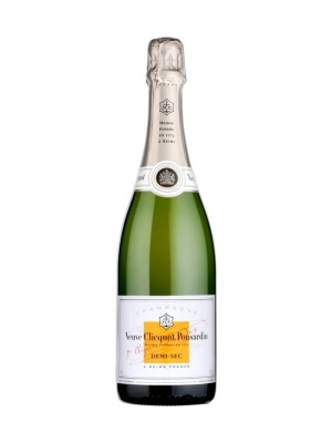 Veuve Clicquot Ponsardin White Label Demi Sec