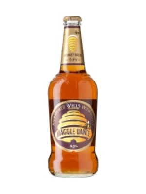 Wells Waggle Dance Honey Beer