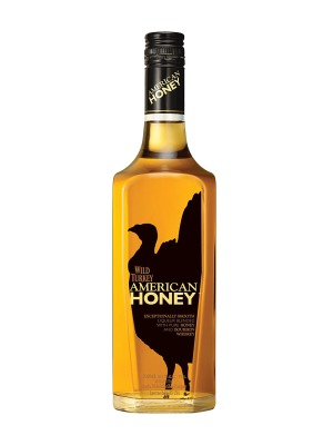 Wild Turkey American Honey American Bourbon Whiskey Liqueur