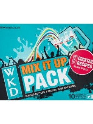 WKD Mixed Pack