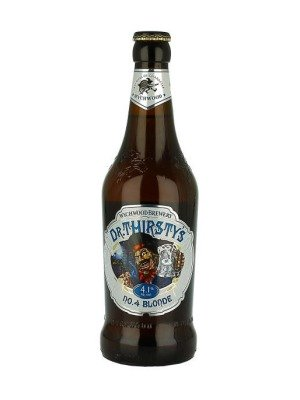 Wychwood Dr Thirsty's Ale English Golden Ale