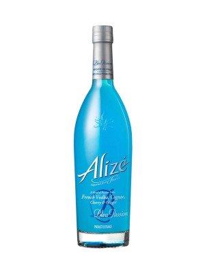 Alize Bleu Passion Cognac & Passion Fruit Liqueur